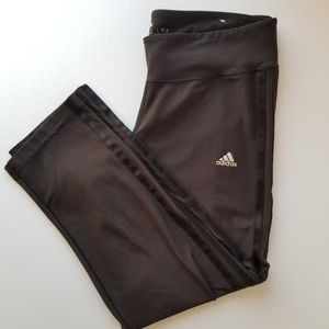 Adidas | Climalite Cropped Leggings